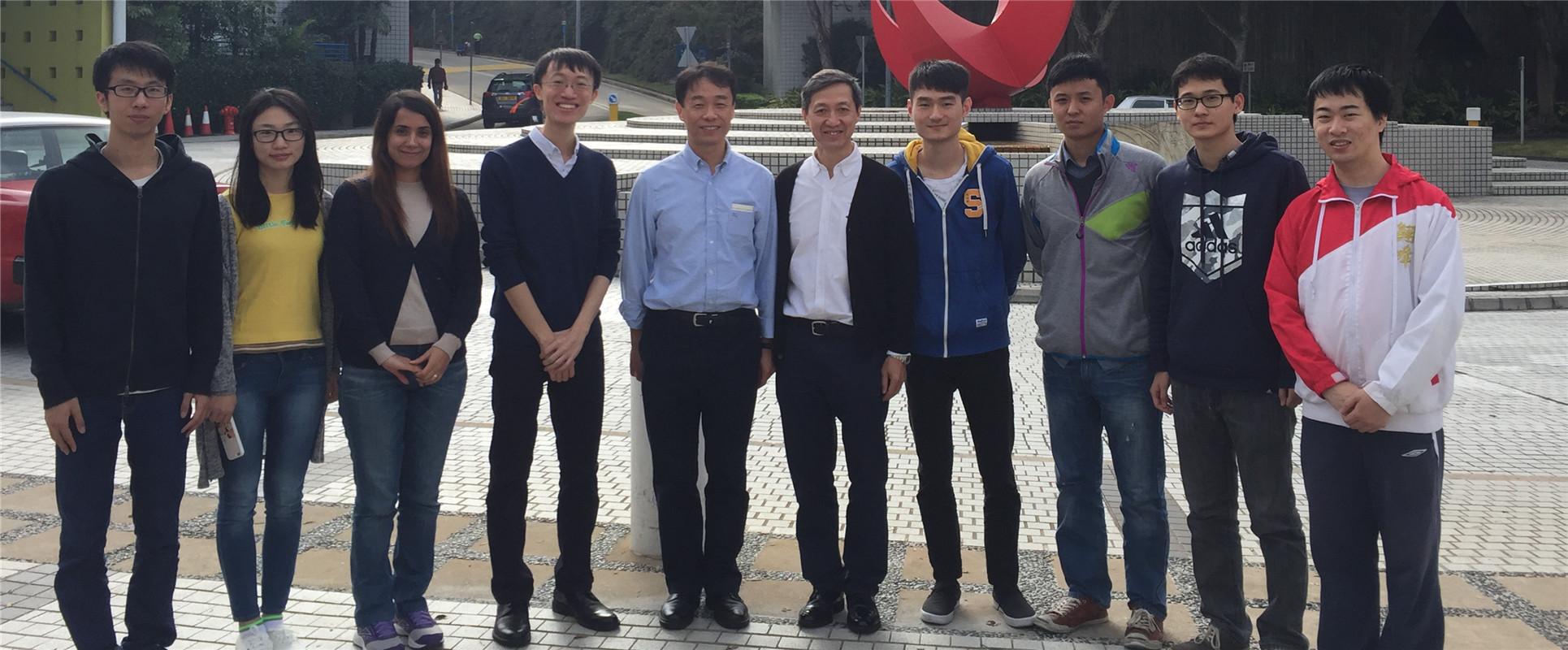 Prof. Nei Kato from Tohoku University visited our group
